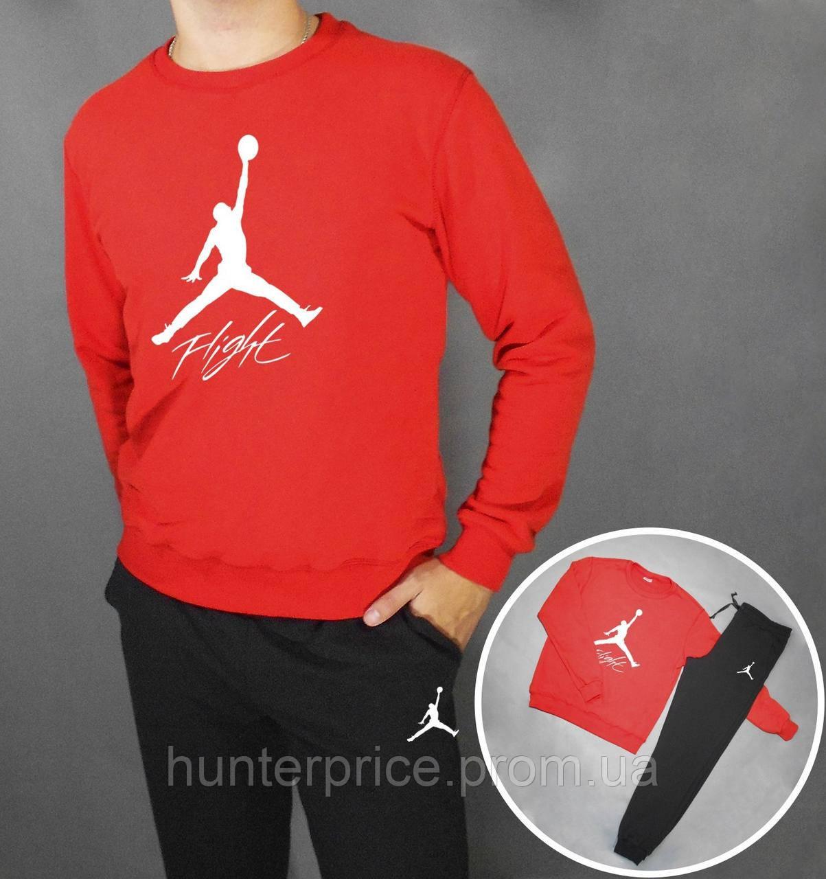 eb748c3802d2 Мужской спортивный костюм с принтом Jordan - Интернет - магазин