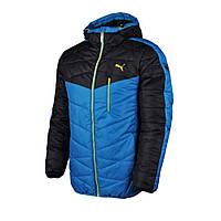 Куртка зимняя спортивная мужская непромокаемая Puma ACTIVE Norway Thinsulate Jacket 833824 10 пума