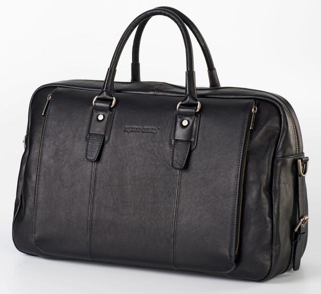 50e38862b3a6 Для возможности ношения сумки на плече в комплекте имеется наплечный  ремень.Дно защищено пластиковыми ножками. Сумка изготовлена из натуральной  кожи черного ...