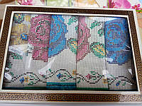 Комплект  полотенец в украинском стиле