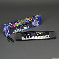 Орган HY 3738 S з мікрофоном, 2 динаміка, на батарейці