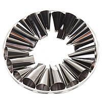 Кондитерские насадки для шприца 20шт (11977)