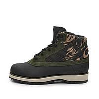 Ботинки мужские adidas NAVVY QUILT Boot M20687 (черные, хаки, осень - зима, подошва ЕВА, бренд адидас), фото 1