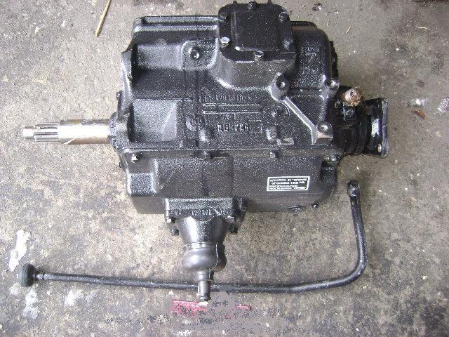 Коробка передач 5301
