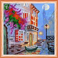 Набор для вышивки бисером  «Венецианский пейзаж»