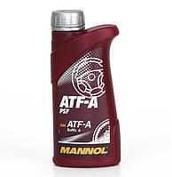 Трансмиссионное масло MANNOL ATF-A PSF(1л)