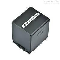 Аккумулятор для видеокамеры Hitachi DZ-BP21SW, 2900 mAh.