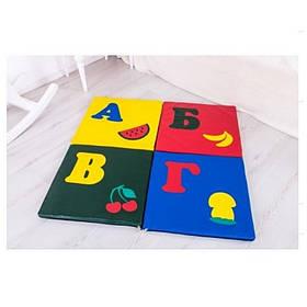 Розвиваючий мат-килимок Абетка