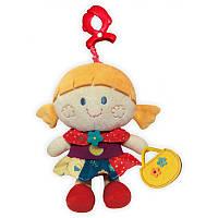 Мягкая игрушка Девочка на прищепке P/1138-4890