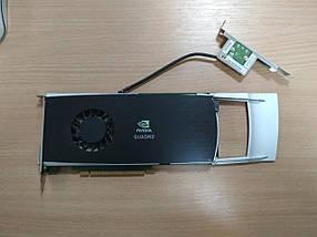 Видеокарта 256bit 1gb Nvidia Quadro FX3800