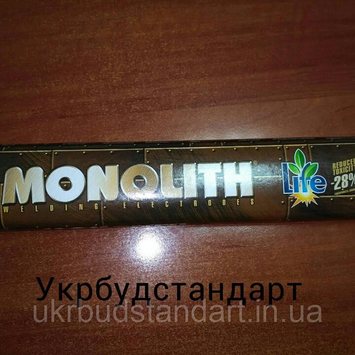 Электроды Монолит РЦ ф 3 мм