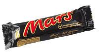 Шоколадные батончики марс 50гр