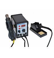 Паяльная станция цифровая с феном Extools (Handskit) 878D, 700W, 100-450*C