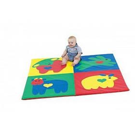Розвиваючий мат-килимок Сафарі