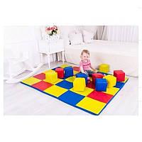 Игровой мат-коврик Кубик, фото 1