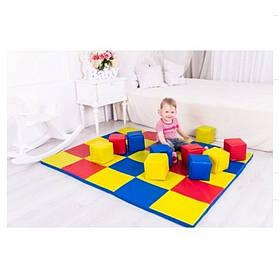 Игровой мат-коврик Кубик
