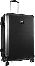 Большой пластиковый чемодан CAT, США Carbon 83544;01, 105 л