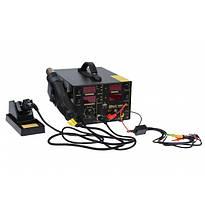 Паяльная станция цифровая Extools 909D+, 800W, 100-450*C