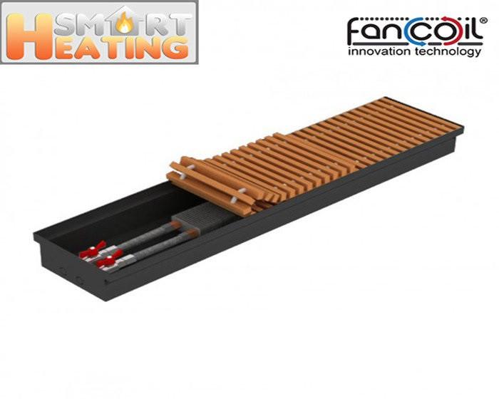 Конвектор FanCOil (фанкойл) FCFW+3 (300/125/2750мм )