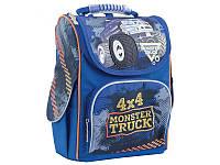 Рюкзак каркасный Monster Truck, 34*26*14, 553296