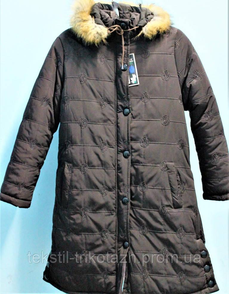 Женское пальто батального размера (уп. 4 шт.)