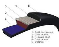 Ремень вентилятора ЮМЗ - 6