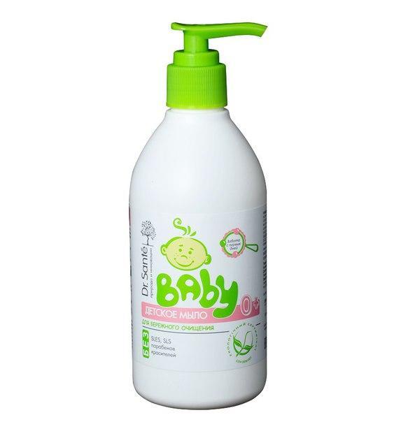 Dr. Sante Baby Детское мыло для бережного очищения 300 мл