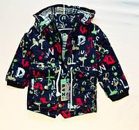 Детская куртка парка AYX 130р, 160р