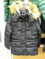 Аляска зимняя куртка  на мальчика  размер 16   164 см
