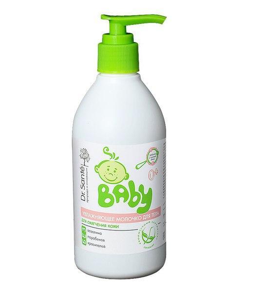 Dr. Sante Baby Зволожуюче молочко для тіла 300 мл