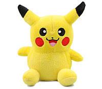 Мягкая Игрушка Пикачу (Pikachu)