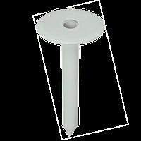 Дюбель кровельный телескопический LINO для крепления утеплителя и ПВХ мембраны
