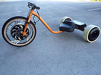 Велосипед электрический трехколесный Drift Trike