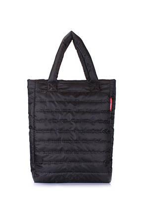 Дутая сумка POOLPARTY black
