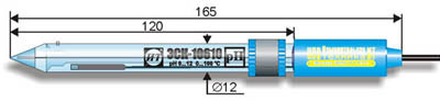 Комбинированный pH-электрод ЭСК-10610 д/кисломолочных продуктов