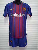 Футбольная форма взрослая Барселона сезон 2017-2018