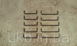 Кріпильна Скоба будівельна 10*400 мм, фото 2