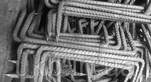 Скоба строительная крепежная 8*150 мм, фото 2
