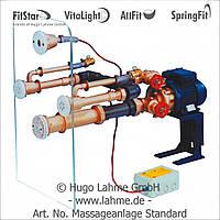 Гидромассаж Standard 2 присоединительный комплект,  0,5 кВт, WS