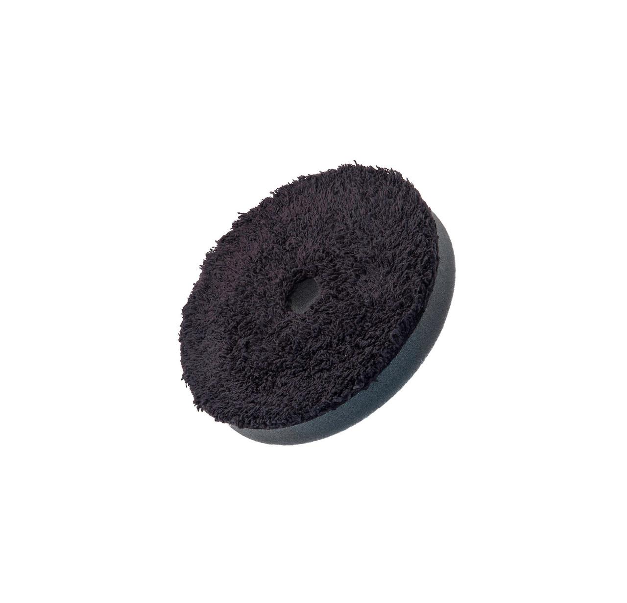 """Полировальный круг микрофибровый - Flexipads Microfibre Finishing 125 мм. (5"""") черный (MGFB5)"""