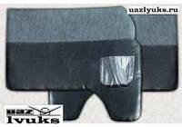 Обшивка двери ковролин (к-кт 2шт) УАЗ 452