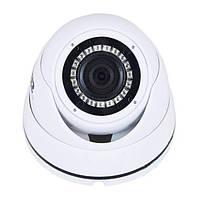 Купольная видеокамера ATIS AMVD-2MIR-20W/2.8 Prime, фото 1