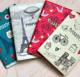 Обложки для паспорта и прав
