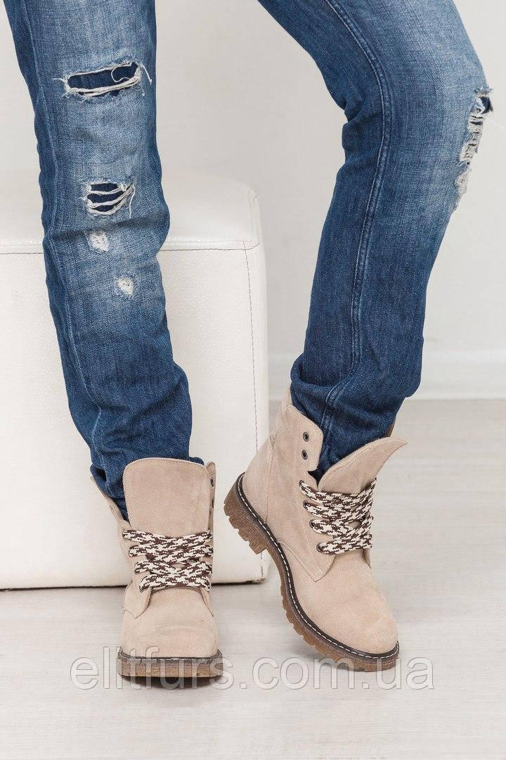 afb01000e99 Ботинки женские зимние стильные