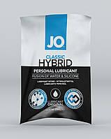 Лубрикант на комбинированной основе System JO CLASSIC HYBRID - ORIGINAL, 3 мл.