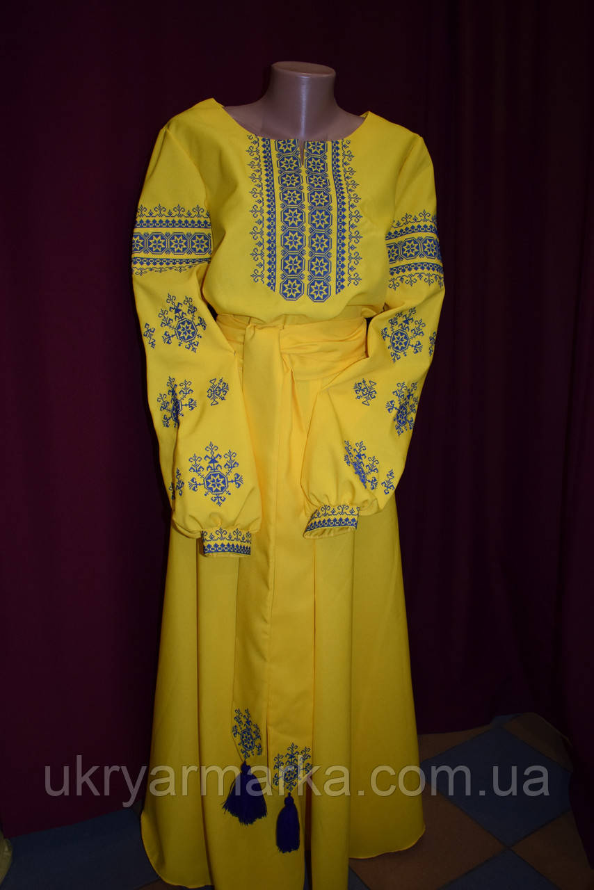 """Вишита сукня """"Надія"""""""