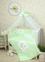 Комплекты постельного белья для детской кроватки Игрушка Greta