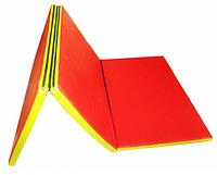Маты гимнастические складные 200*100*5 см Тia-sport