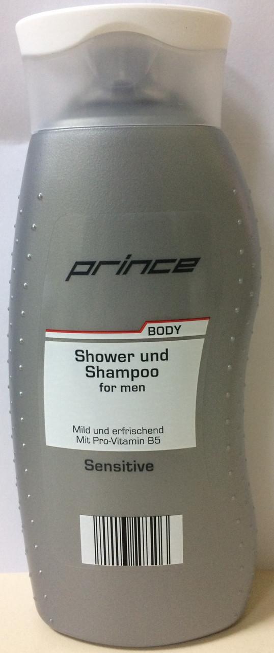 Гель для душа Prince Men Sensitive 300 мл