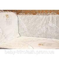 Набор постельного белья для детской кроватки Непоседа Greta